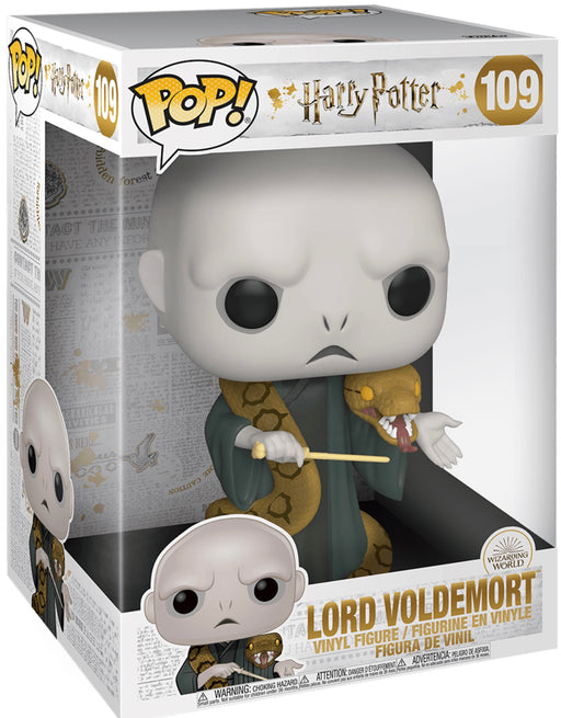 Funko Pop! Harry Potter 10 Inch Lord Voldemort Vinyl Figure (Pre-Order) - Characters Co