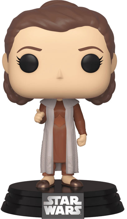 Funko Pop! Star Wars Leia Ewok Celebration ESB 40th Anniversary Vinyl Figure (Pre-Order) - Characters Co