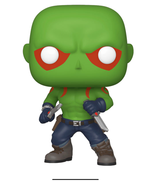 Funko Pop! Marvel 80th Anniversary Drax Christmas Exclusive Vinyl Figure - Characters Co