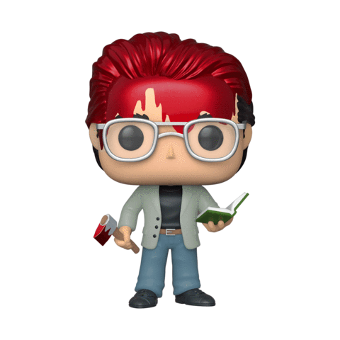 Bloody Stephen King Funko Pop! Icons With Axe Vinyl Figure (Pre-Order) - CharactersCo.com