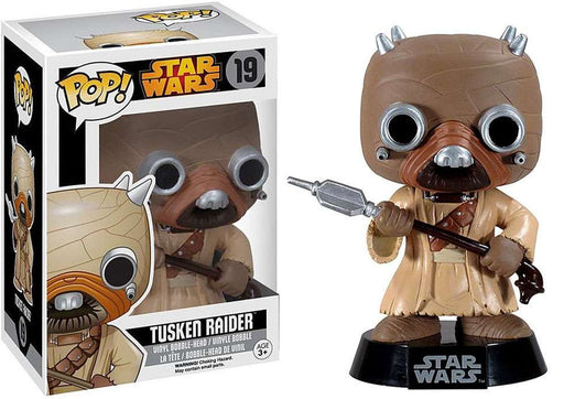 Funko Pop! Star Wars - Tusken Raider Vaulted Edition Vinyl Figure - Characters Co