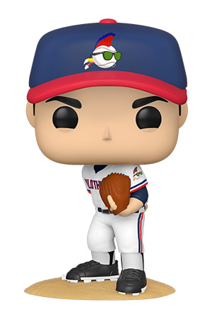 Wild Thing Rick Vaughn Funko Pop! Movies Major League Vinyl Figure (Pre-Order) - Characters Co