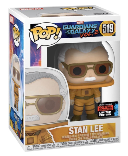 Funko Pop! Marvel - Stan Lee - Guardians of the Galaxy - NYCC Exclusive Shared Vinyl Figure - Characters Co