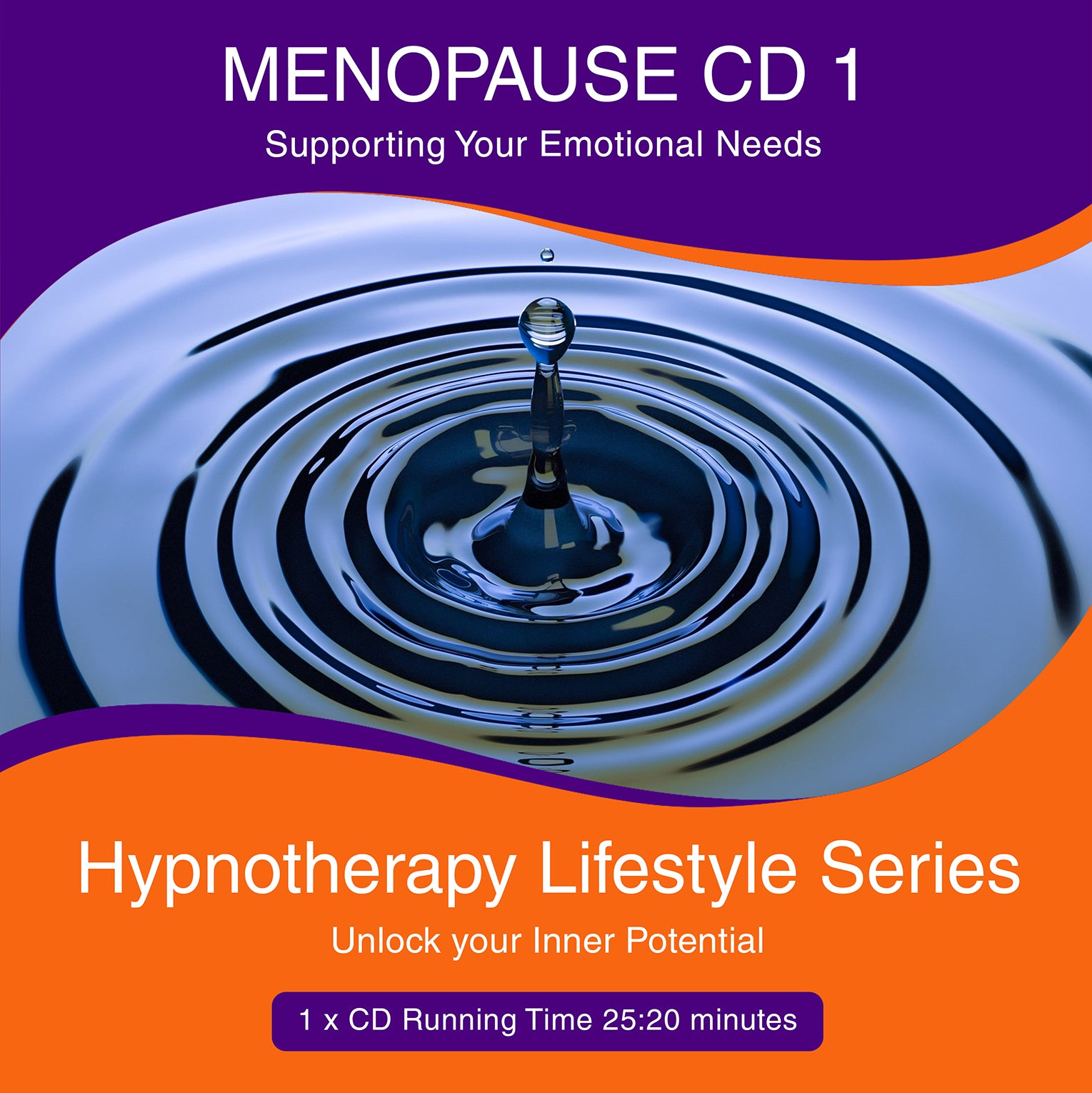 Menopause CD 1 - Supporting your emotional needs