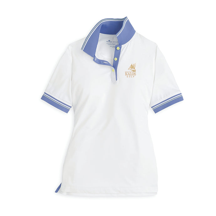 Women's Tipped Polo