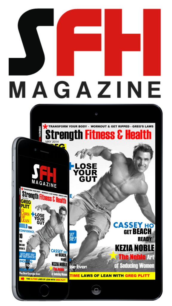 Strength Fitness and Health - NEW APP coming 2020