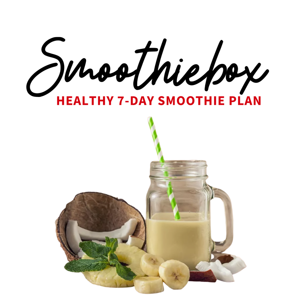 Healthy 7-Day Smoothie Plan