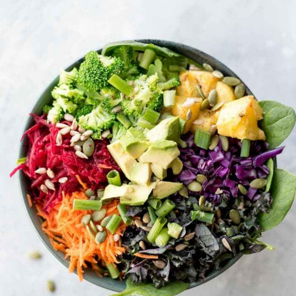 5 SALAD RECIPES