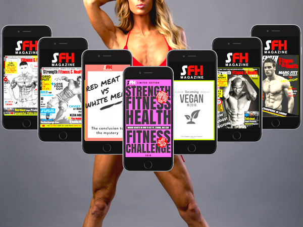 SFHmagazine eBook 2018 - Fitness Challenge WOMEN