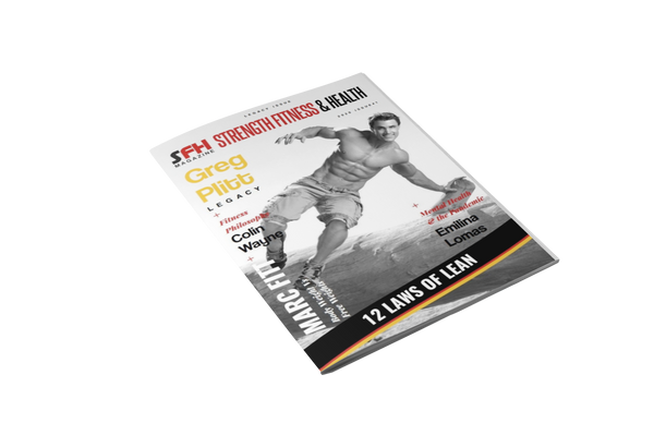 ISSUE 1 - GREG PLITT ISSUE: 12 LAWS OF LEAN