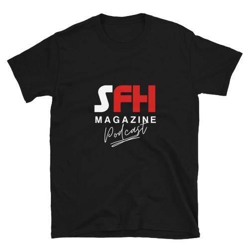 Unisex SFH Podcast T-Shirt (Design 2)