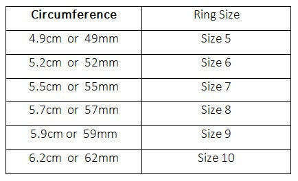 How To Find Your Ring Size With Paper