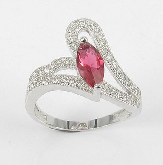 Sterling Silver Claudia Ring