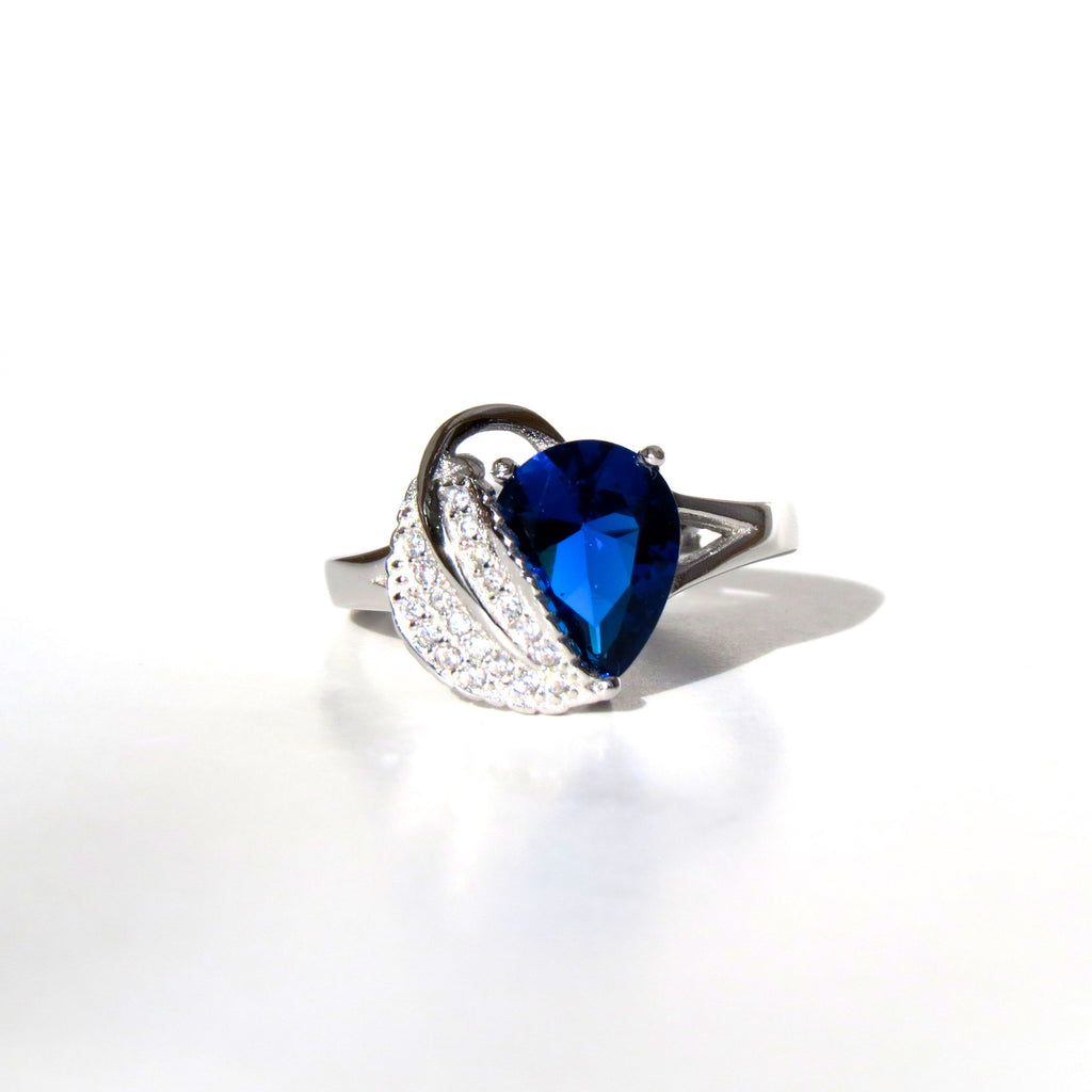 Sterling Silver Coventina Ring