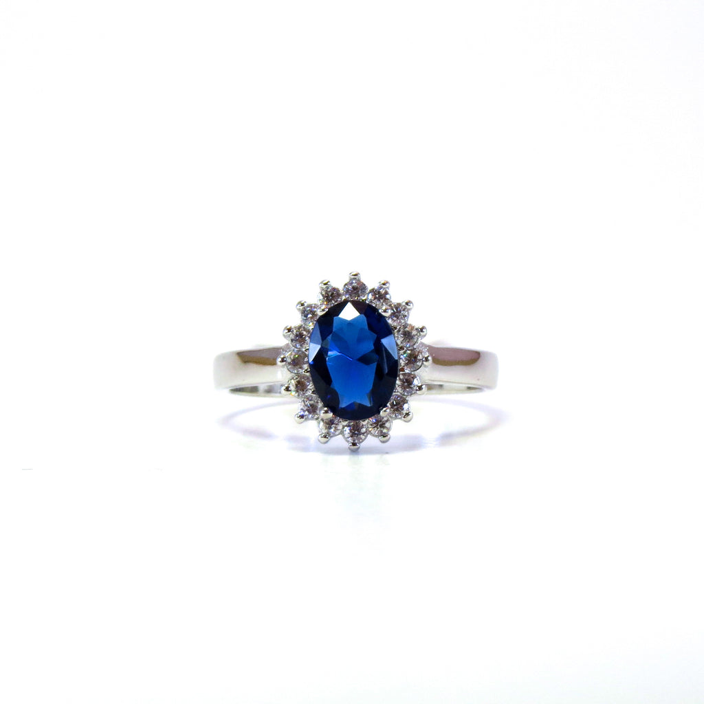 Sterling Silver Florencia Ring