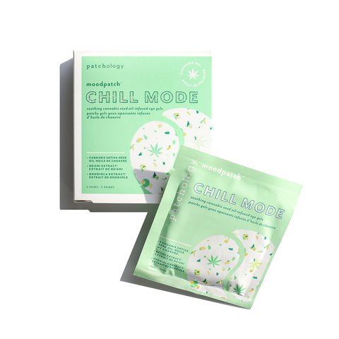 moodpatch™ Chill Mode Eye Gels: 5 Pairs