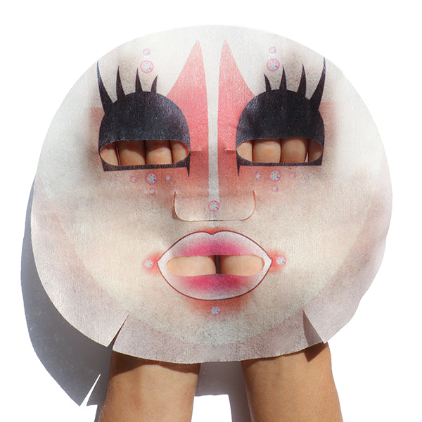 Patchology x Kim Chi Sheet Mask: Blush