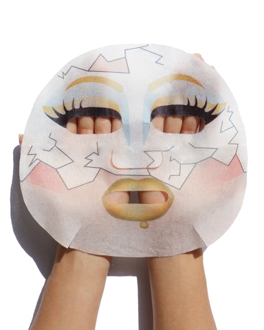 Patchology x Kim Chi Sheet Mask: Crackle
