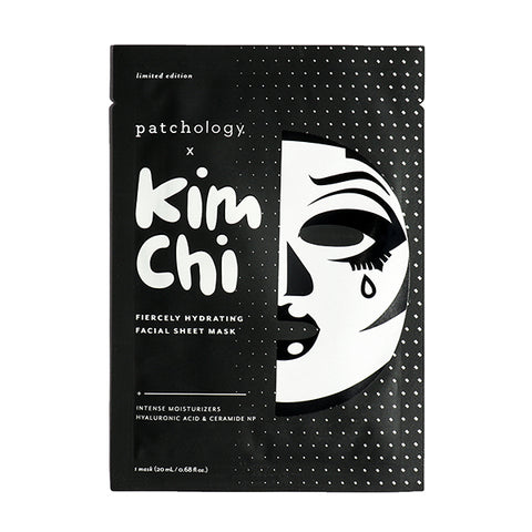 Patchology x Kim Chi Sheet Mask: Moon