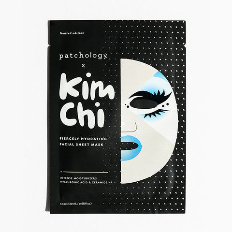 Patchology x Kim Chi Sheet Mask: Space