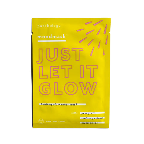 moodmask™ Just Let It Glow Sheet Mask