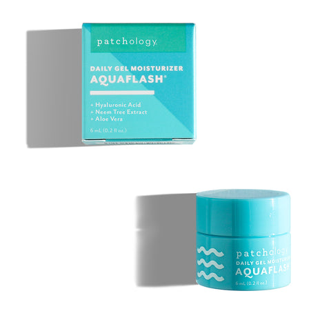 AquaFlash™ Daily Gel Moisturizer: Deluxe Sample
