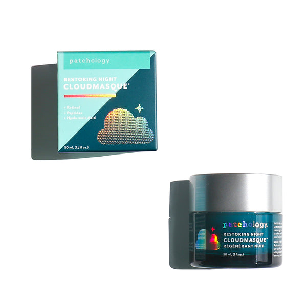 Restoring Night CloudMasque™ — Sleeping Mask