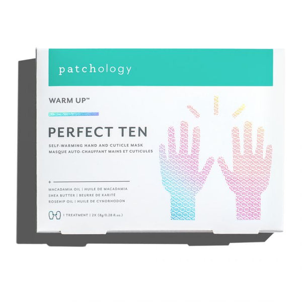 Perfect Ten Self-Warming Hand and Cuticle Mask | Patchology