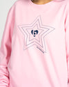Burn Star Crew Sweatshirt