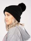 Burn Boot Camp Black Beanie