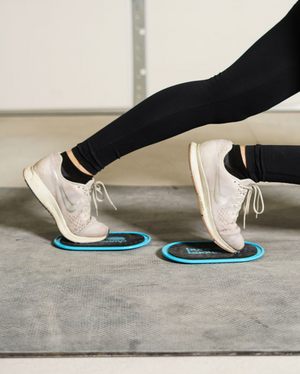 Burn Fitness Sliders