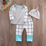 3PC Set Newborn  Clothes Set