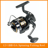 Spinning  fishing reel