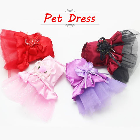 Summer Pet Clothes  Small Dog