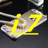 Glitter Mirror Phone Cases For iPhone