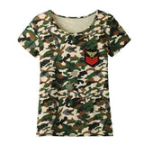 Family Clothing Sets Family Matching Clothes  Camouflage