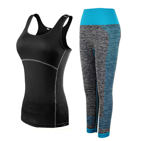 Fitness Yoga Set for Women
