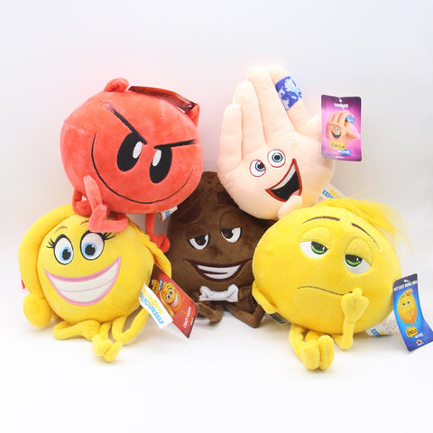 Emoji Movie Plush Toys