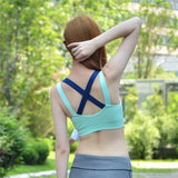 Yoga Push Up Sports Bra for Women