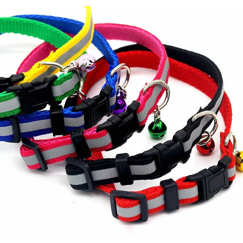 pet  rope chain bell collar
