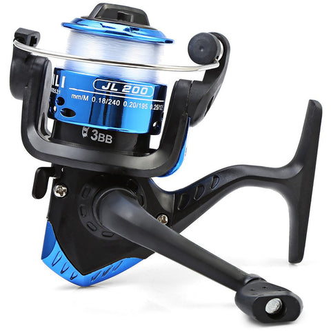 3 Ball Bearings  Fishing Reels