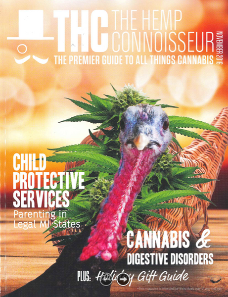 MBV in The Hemp Connoisseur!