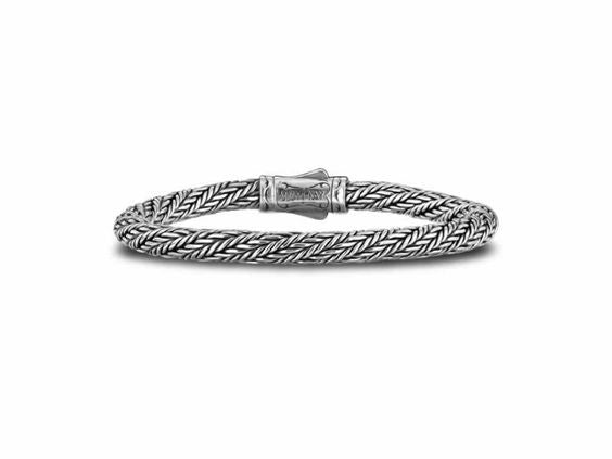 Twisted Round Woven Kodiak Bracelet