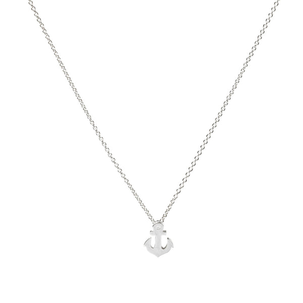 Friendship Necklace - Sterling Silver
