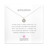 Going Places Necklace - Sterling Silver