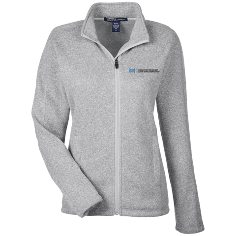 ITSMF Ladies Full Zip Sweater Fleece