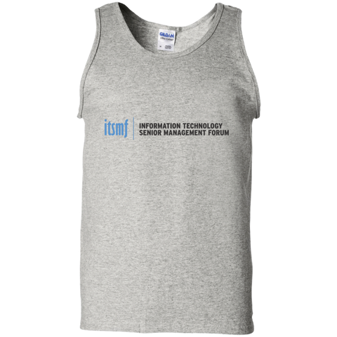 ITSMF 100% Cotton Tank Top