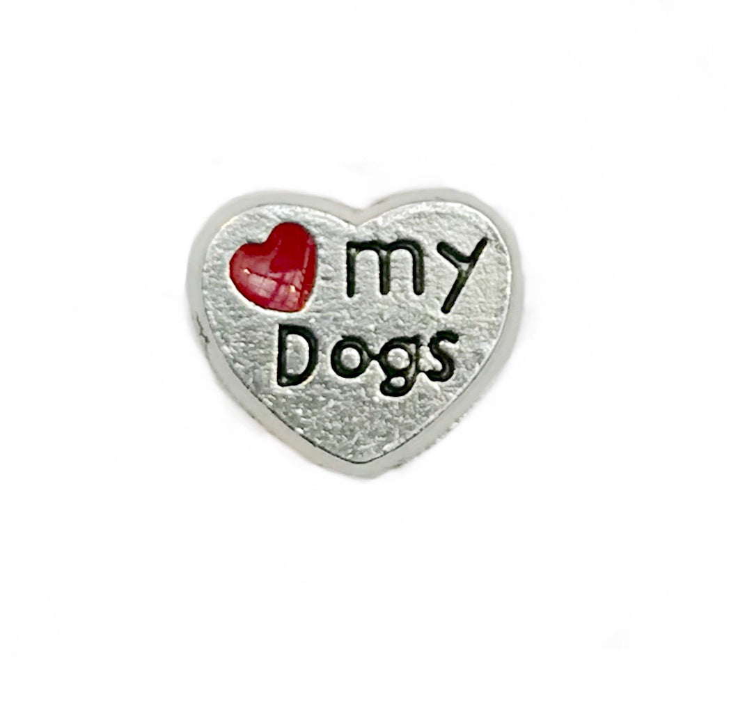 Heart my dog/ dogs