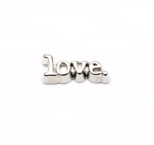 Love - type font