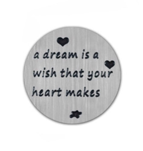 A dream is a wish that your heart makes